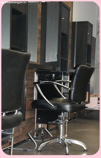 fodrászként széket bérelni