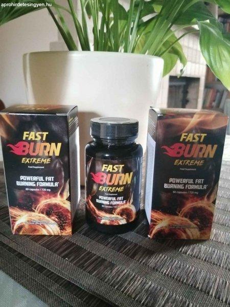 fast burn extreme ár