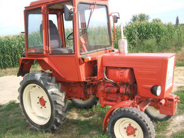 T25 Traktor
