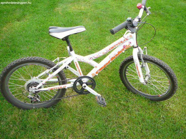 20As méretű kerékpár