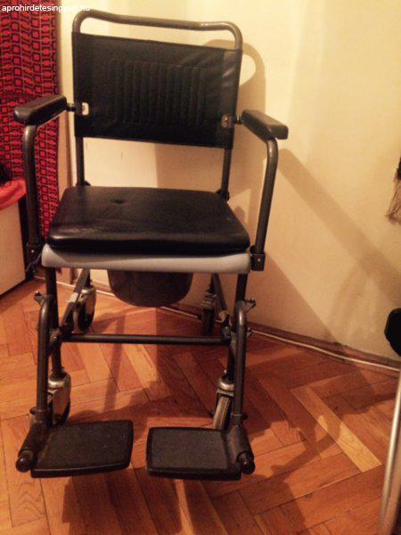 Szoba wc, füdető szék eladó! Eladó Budapest I. kerület