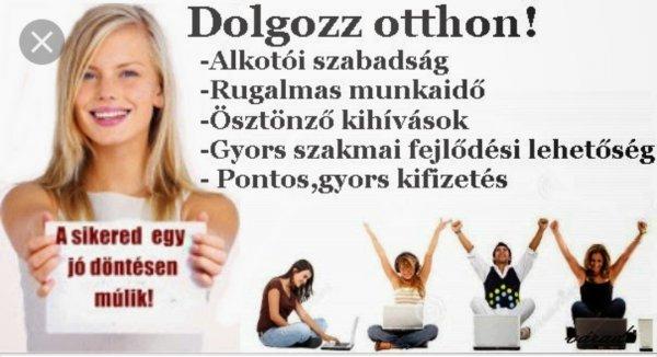 otthoni munka hirdetések - Startapró.hu