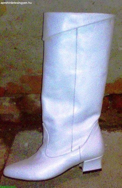 Női néptáncos csizma,puha szárú,32,33,34 es méretek Új